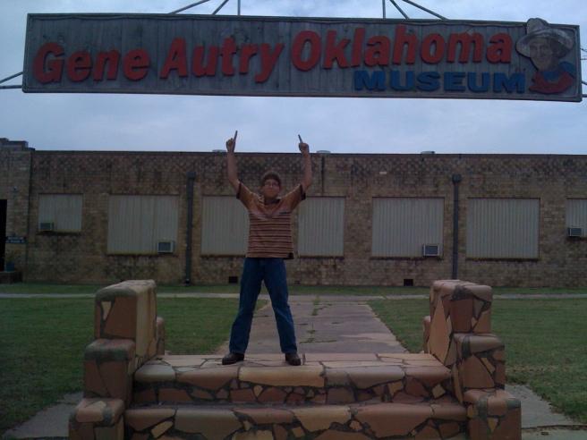 Gene Autry Museum, Oklahoma