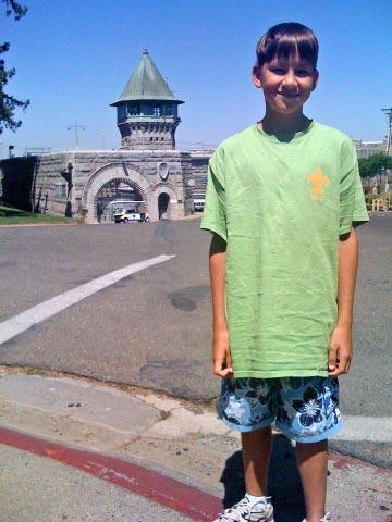 Julian, Sept. 1 '08, Folsom Prison