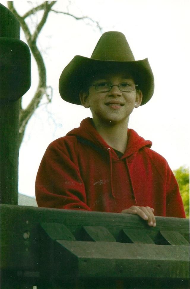 Julian, cowboy